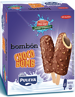 Bombón Chocobomb Pack 6 uds