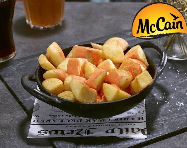 Patatas Bravas McCain 2.5 Kg.