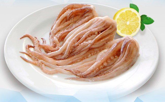 Rejos de Pota: Tentáculos. 640g