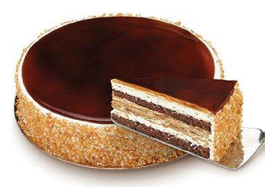 Tarta de Caramelo. 1 Kg