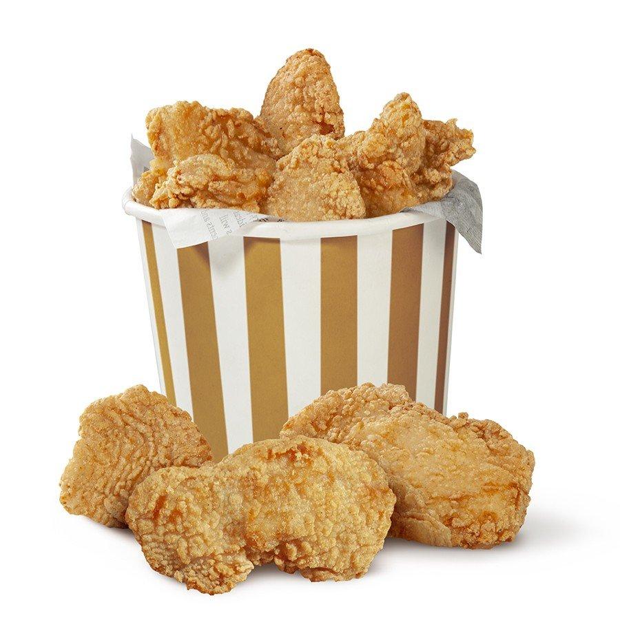 Pollo Crujiente Estilo Kentucky (KFC). 1 Kg.