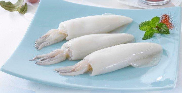 Calamar Limpio 10/20. 800g