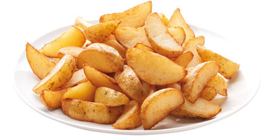 Patatas Gajos Especiados. 2.5 Kgs
