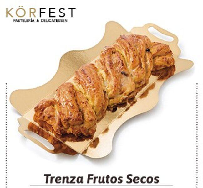 Trenza de Frutos secos Körfest