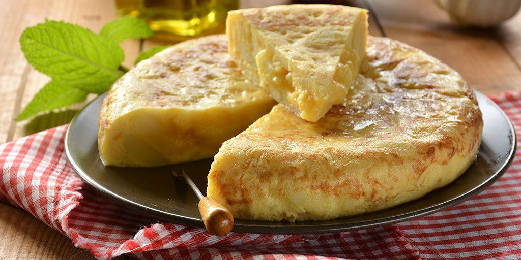 Tortilla de Patatas. 800g