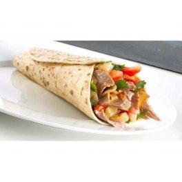Tortitas Kebab 25cms. 18 Uds.